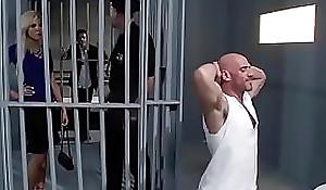 Pornstar Nina jail visitation enhanced wits acquires screwed