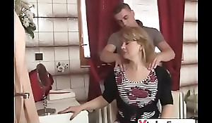 hawt old lady with respect to law seduced hard by his stepson -xtube5 x-videos.club