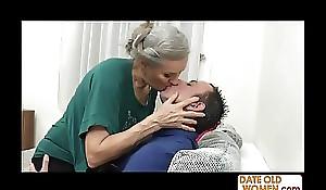 Grey thorn ancient grandmother fucking