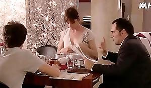 Alexandra Kazan Akin to Won't hear of Left Boob - Paris 16eme