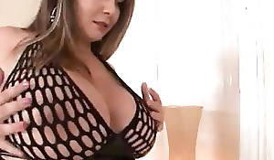 Strapping Thick Tits