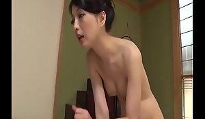 Strong trio with Japan wife, Miria Hazuki - From JAVz.se