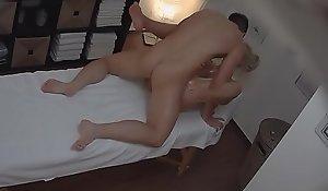 Well done Big Tits Blonde more than Czech Massage