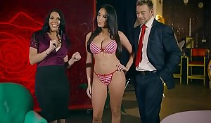 Brazzers - Brazzers Exxtra -  You Can Voice On Me scene starring Anissa Kate, Rachel Starr and Erik