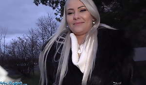 Public Agent, Outdoor Oral pleasure & Basement Make the beast with two backs for Big Tits