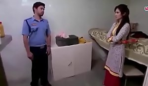 young Indian sister forcefully fucked by sheet anchor guard Hindi porn