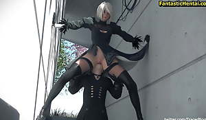 2B Into the open air