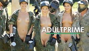 3x Women have Gangbang at AdultPrime