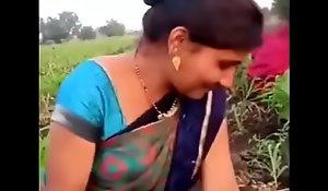 Farmer indian videotape of spliced