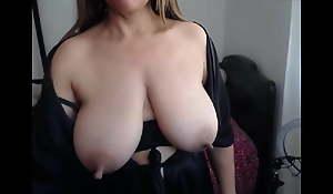 Her amazing nipples