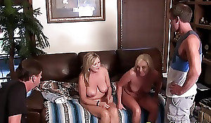 Transmitted to Taboo Family Swingers