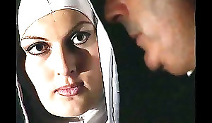 This nun has a thersitical secret: she'_s a whore!