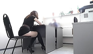 Hidden webcam provoke occupation go after
