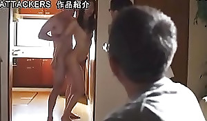 Japanese Gangbang  infront be required of husband (Full Unorthodox xnxx.club red-movies xnxx movie /R7Y6)
